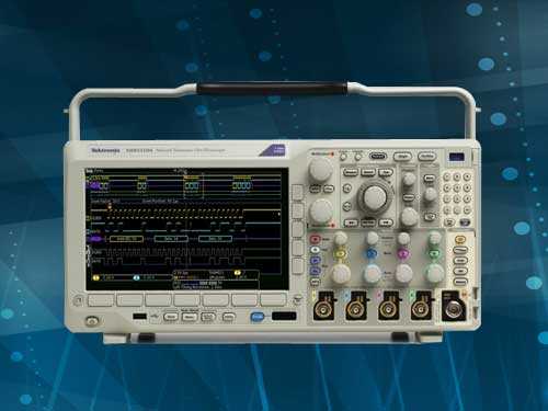 mixed domain oscilloscope